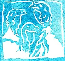 Stamped image.