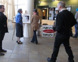 Maine groups were present to educate attendees about they work they do on behalf of animals.