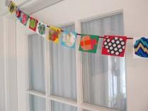 Turkey prayer flags by Diane DesMarais from New Hampshire.