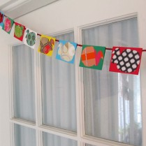 Turkey prayer flags by Diane DesMarais from New Hampshire.