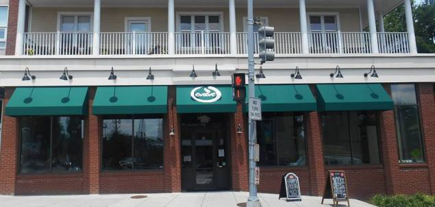 Evolve serves soulful vegan cuisine like you've never had it before! Located steps away from the Takoma Park Metro (341 Cedar Street NW, DC ).